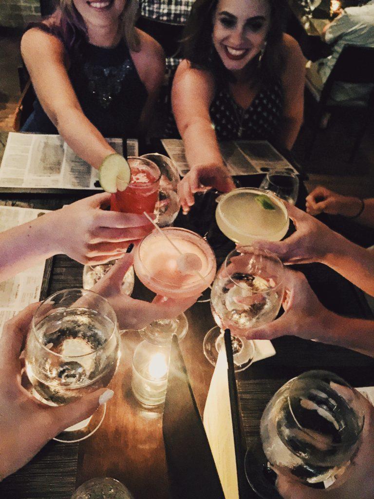 Charleston South Carolina Bachelorette Party Weekend