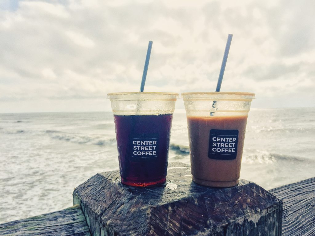 Center Street Coffee Folly Beach