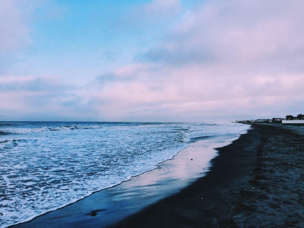 Early Morning Folly Beach
