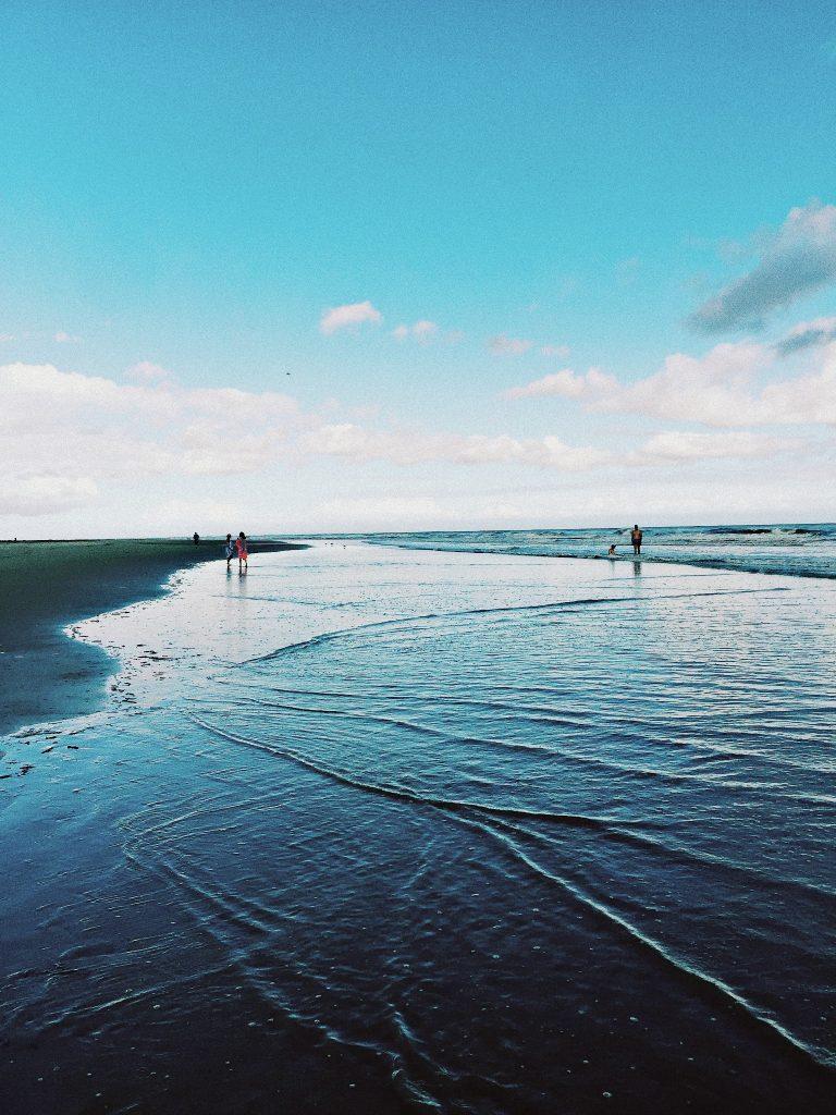 Shem Creek Inn: Sullivan's Island Beach Sullivan's Island Beach