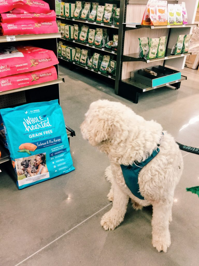 Wholehearted Grain Free Dog Food Amp A Petco Giveaway