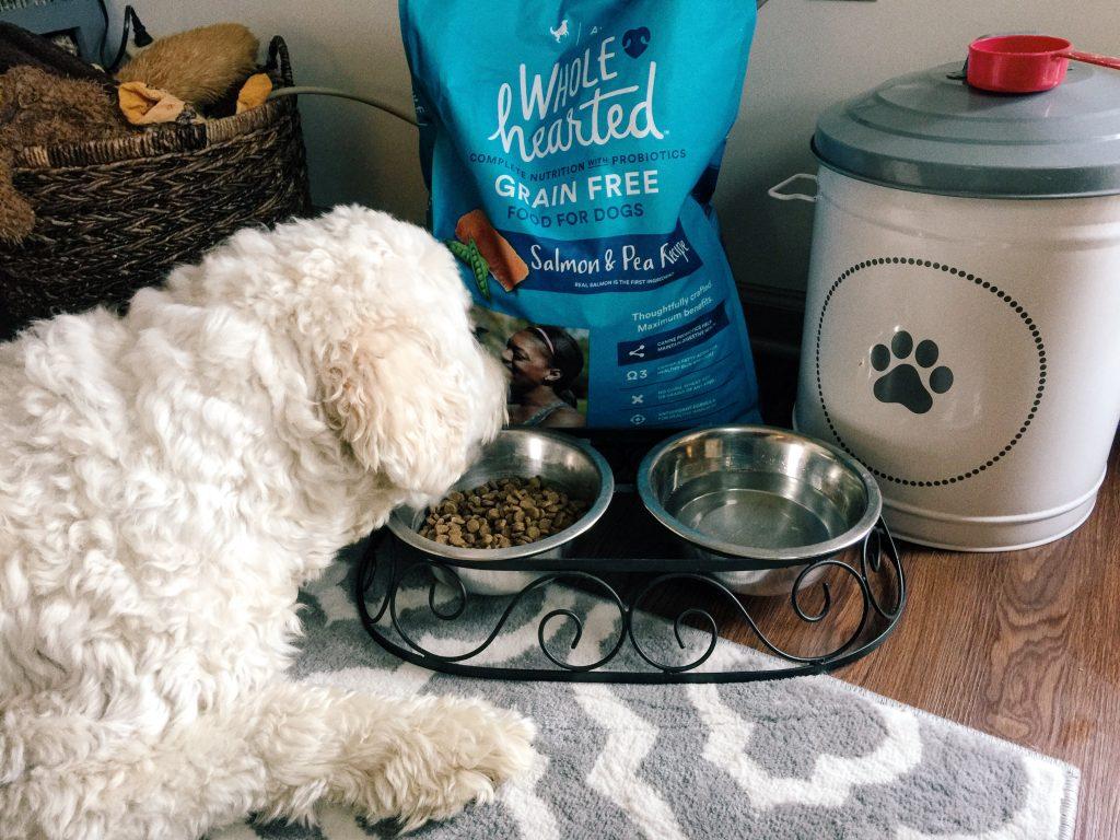 Whole Hearted Petco Grain Free Dog Food