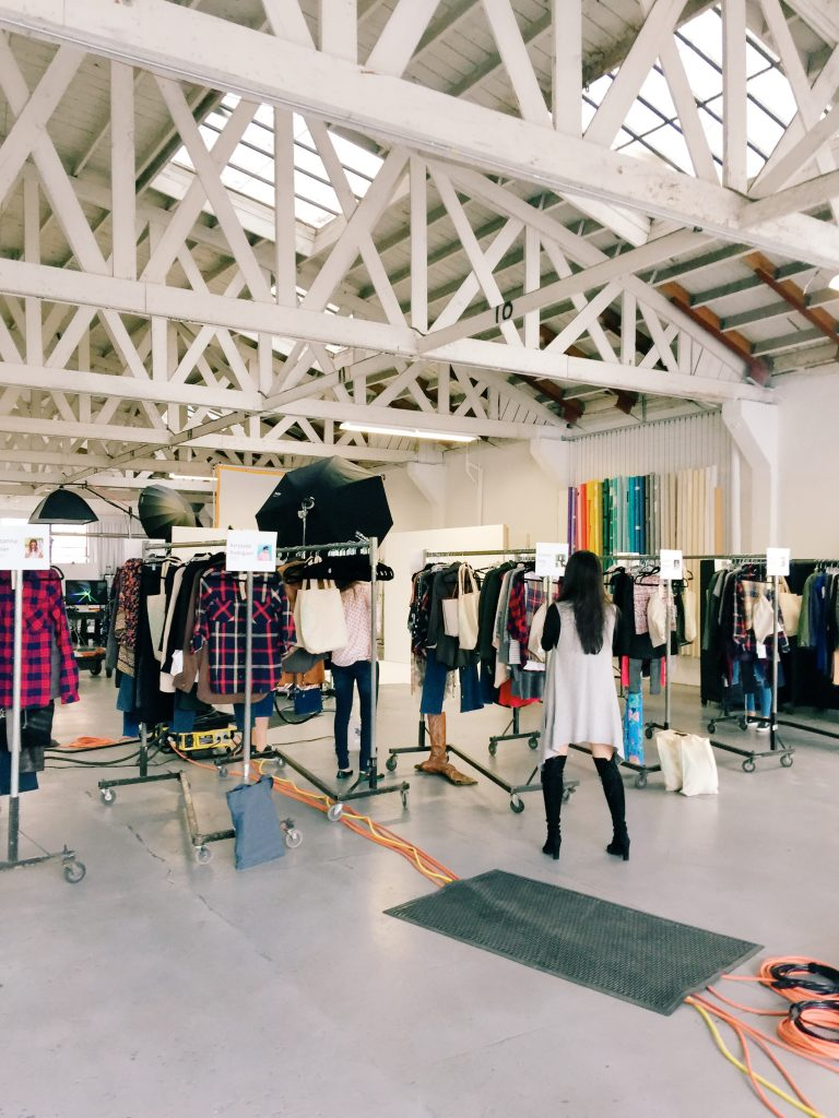 STITCH FIX TRIP SAN FRANSISCO CALIFORNIA