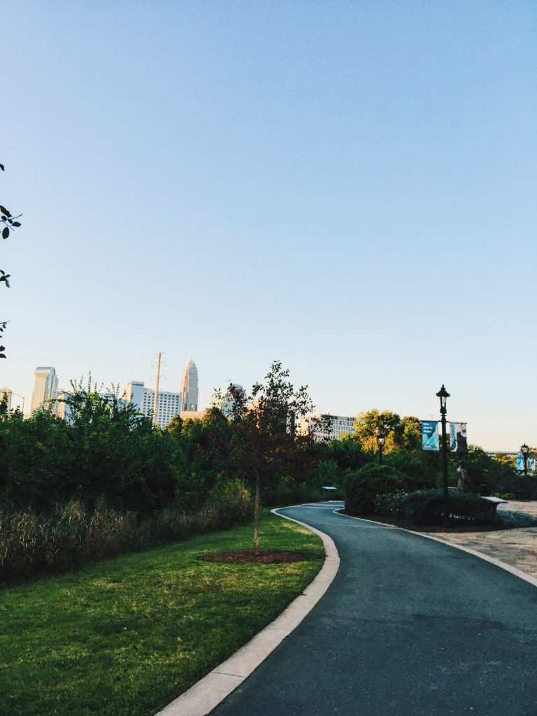 Charlotte North Carolina Greenway Run