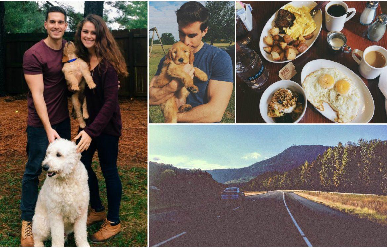 lifestyle blog recap post