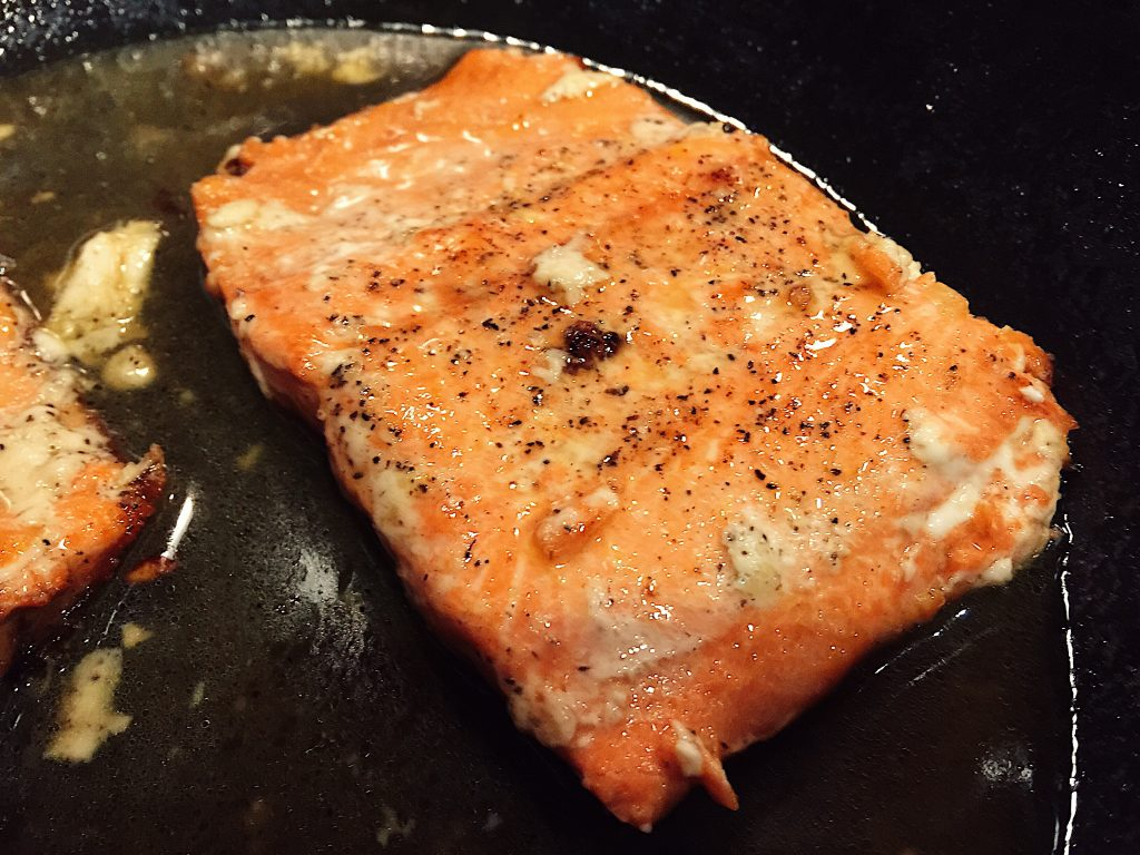 I Have Always Baked Salmon In The Oven, So I Loved Learning How To Cook It  On The Stovetop It Made The Outside Crisp And The Center Perfectly Moist