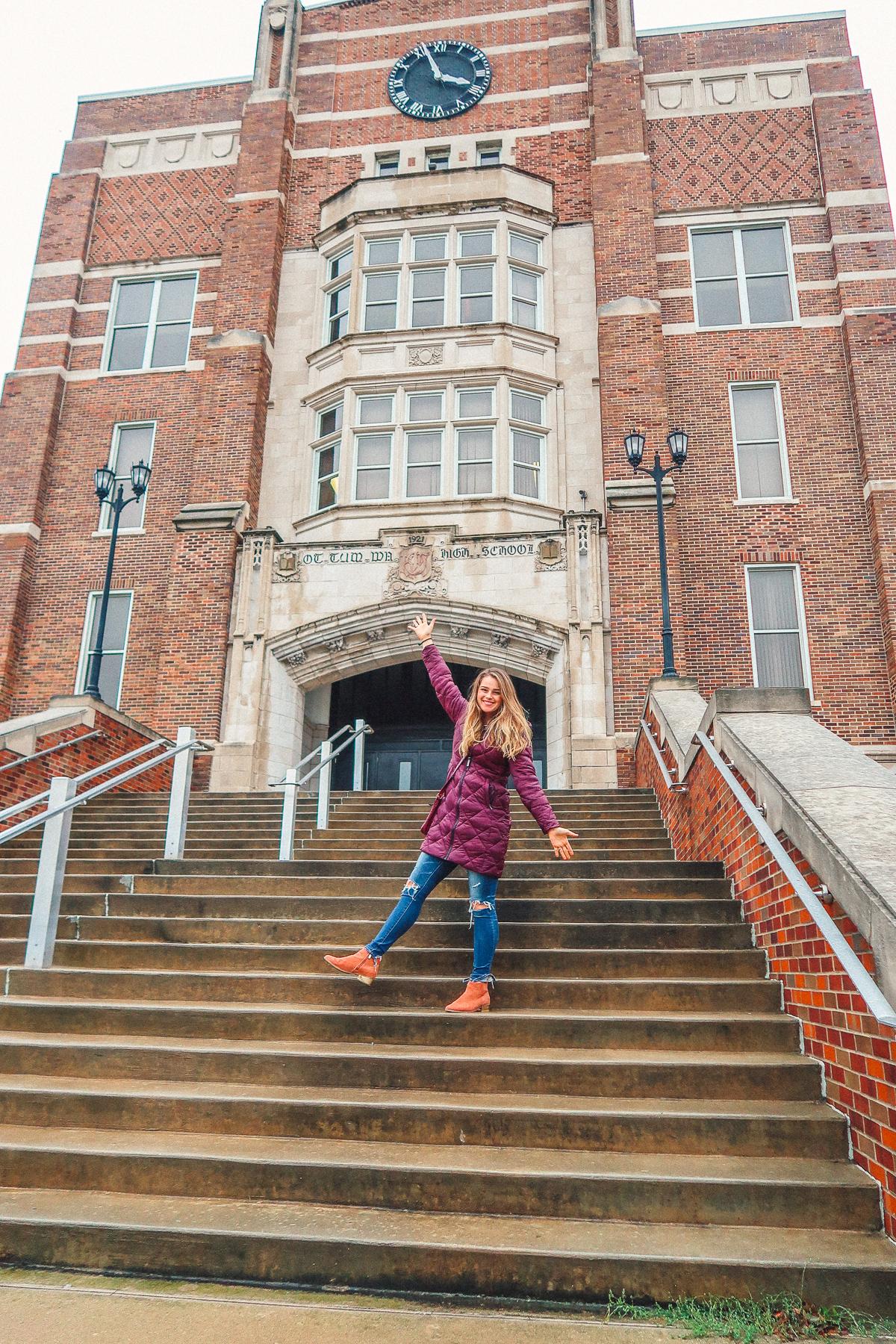 Ottumwa High School Iowa