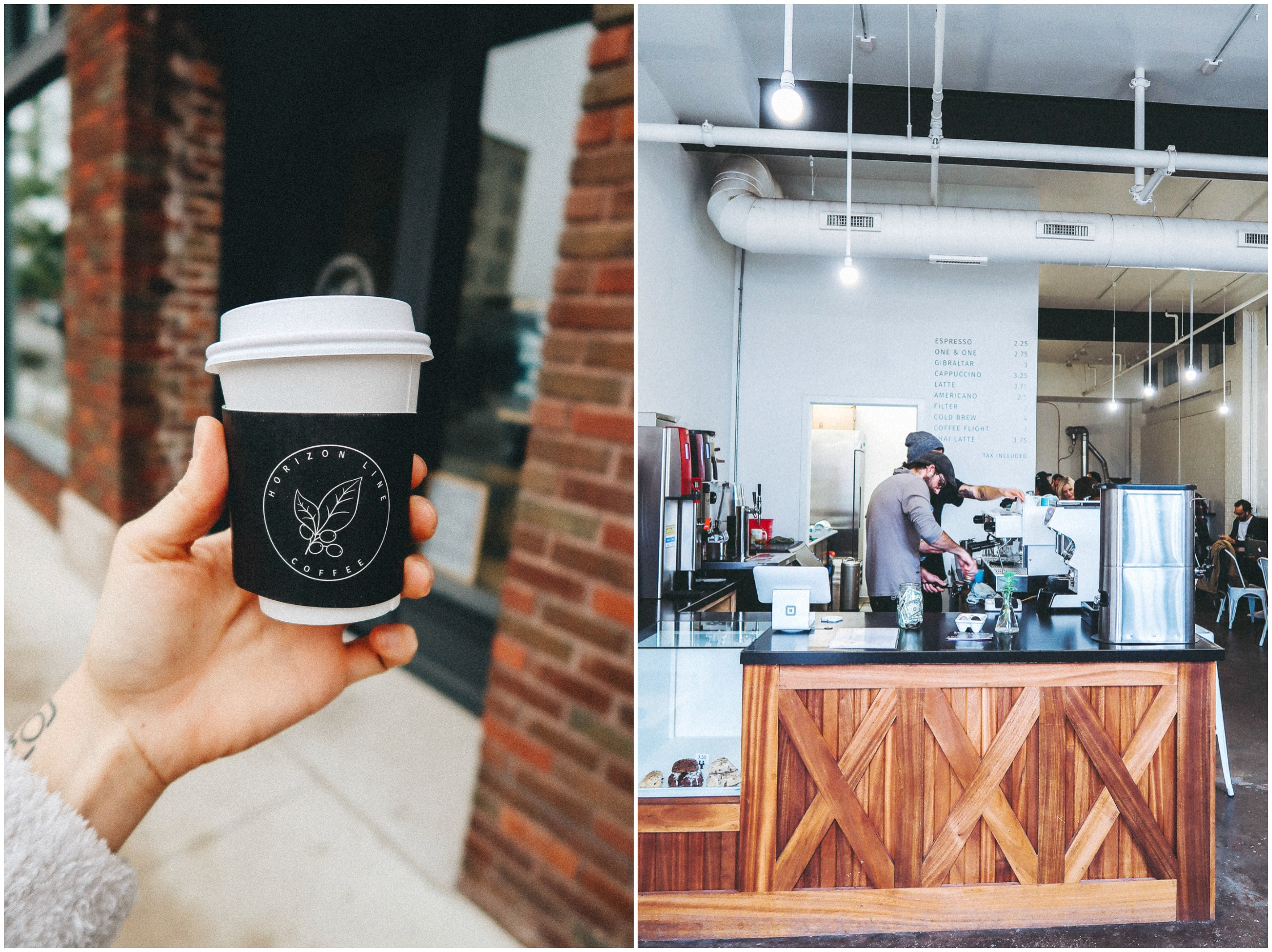 Horizon Line Coffee Shop Des Moines Iowa