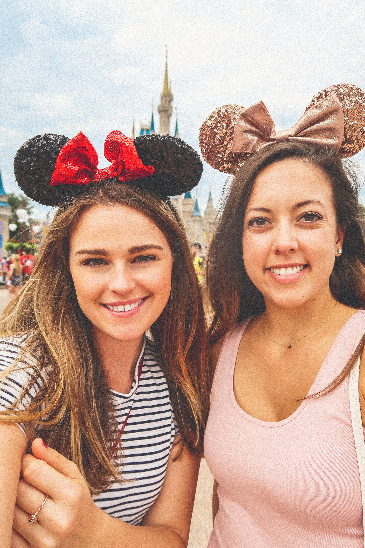 Our Day at Disney World's Magic Kingdom