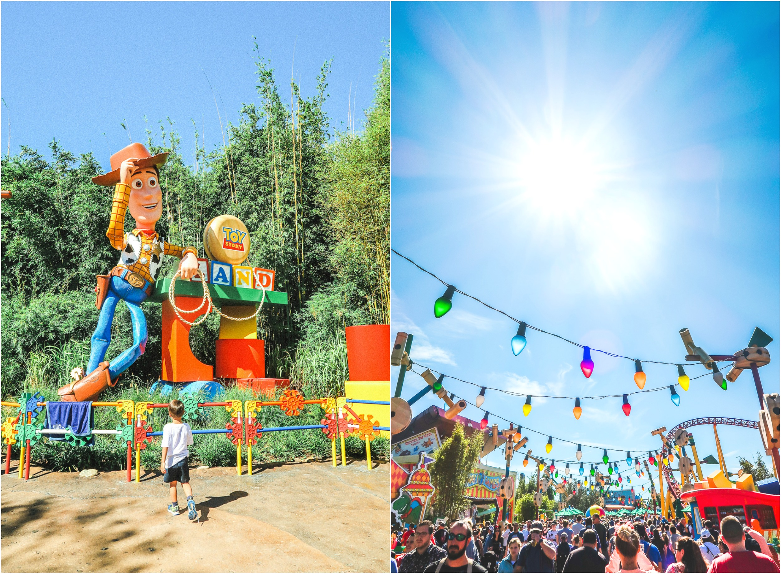 Toy Story Land Travel Disney's Universal Studios