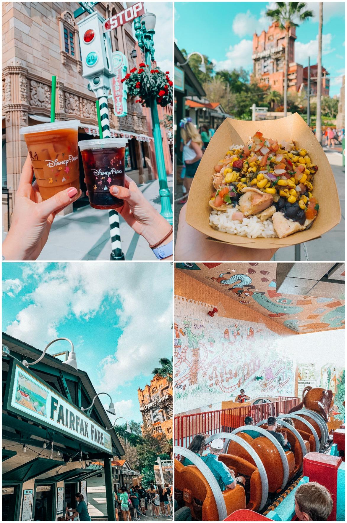 Toy story land Disney Walt Disney World Itinerary Hollywood Studios gluten free dairy free vegan food options Fairfax