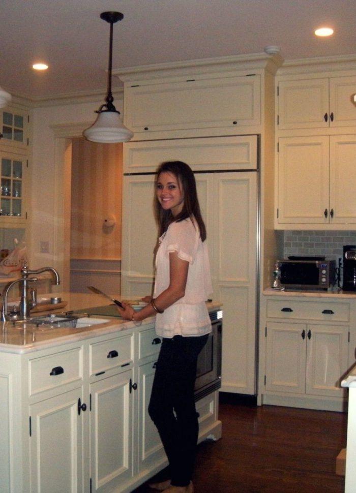 The Kitchen…
