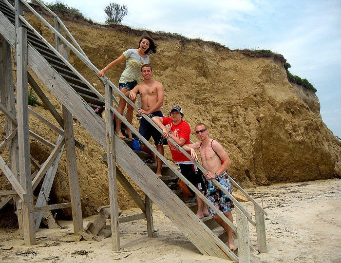 Beach Day in Montauk! Summer of 2010