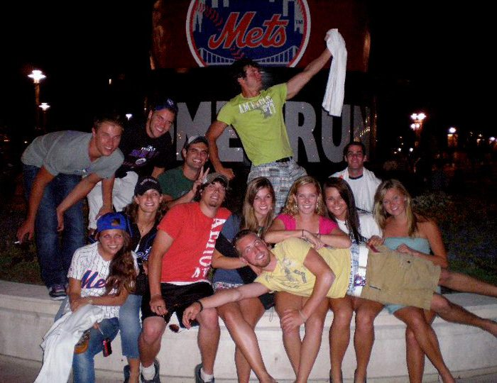 New York Mets Game! 2010