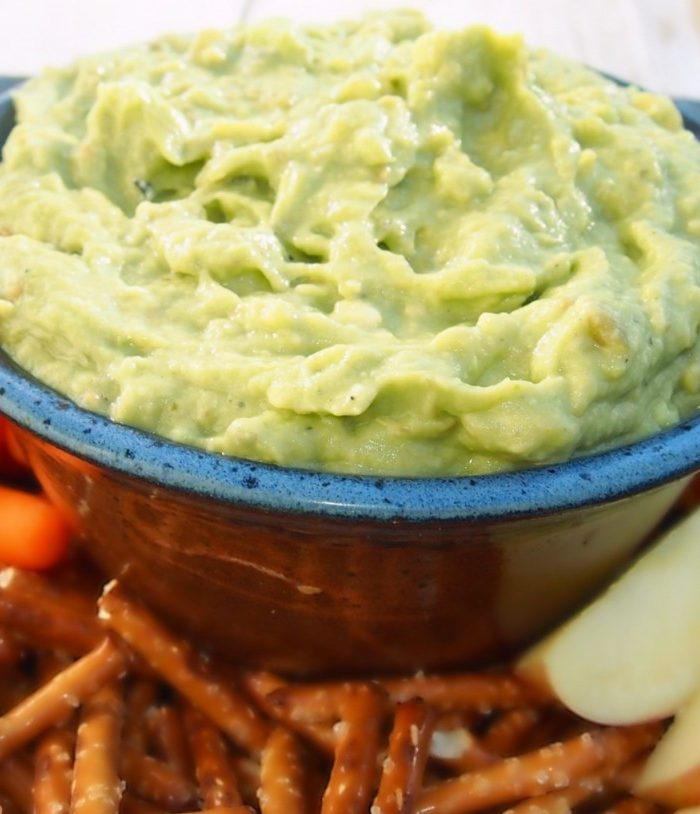 Healthy Guacamole