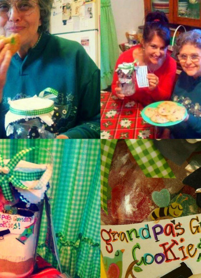Grandpa's Gumdrop Cookies!