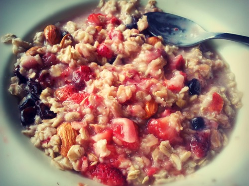 Monday Morning Get Up Breakfast!