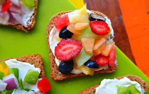 Summer Tiny Toast!