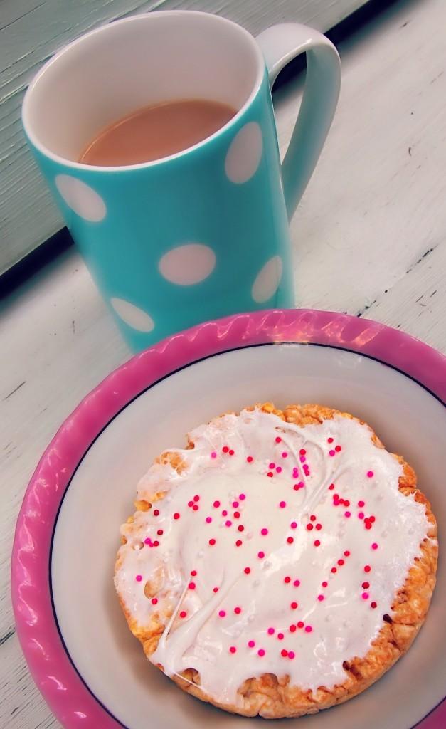 Marshmallow Snack Rice Cake