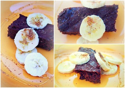 Honey Banana Brownies – A Healthy Friday Treat!