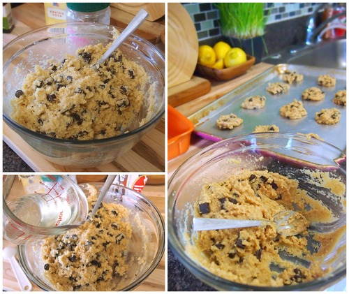 Paleo Chocolate Chunk Cookies! Dairy Free, Gluten Free, Flour Free and Guilt Free!