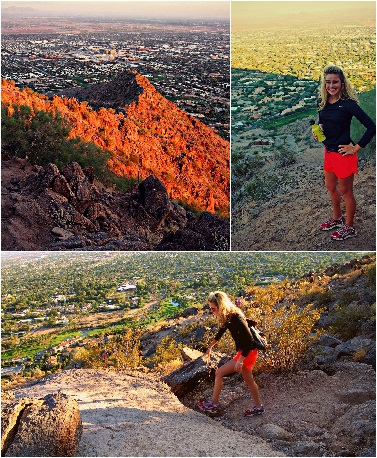 Hike Up Camelback Mountain!