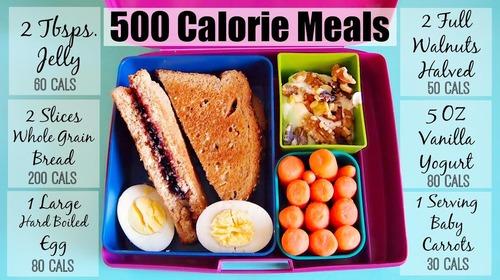 500 Calorie Meals Simply Taralynn