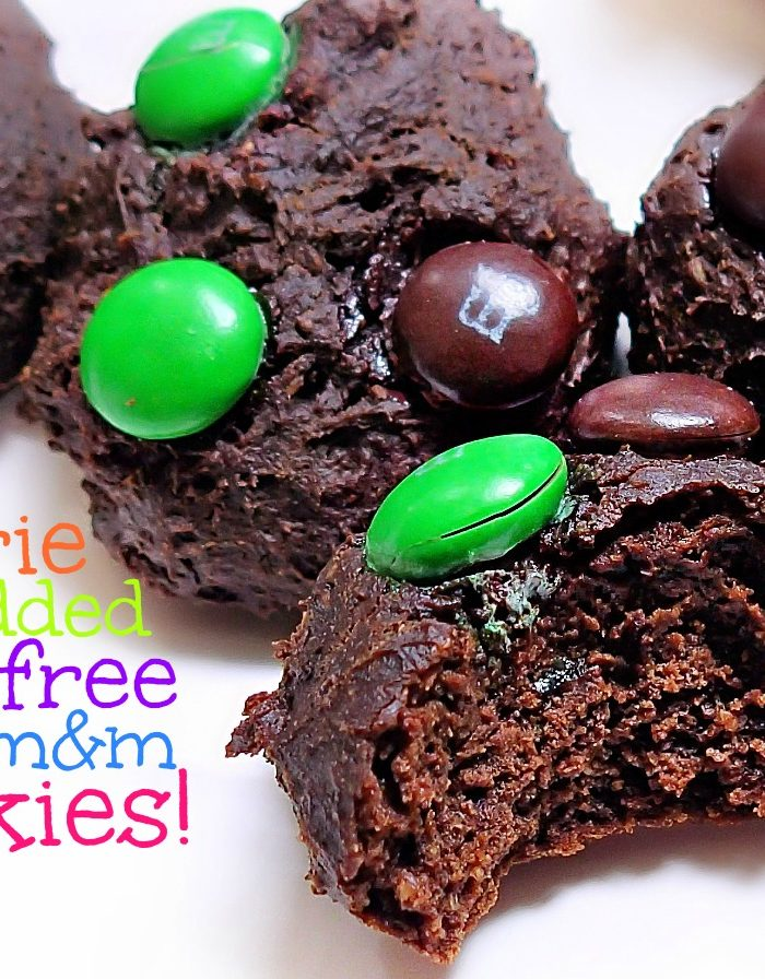 Healthy Gluten Free Chocolate Cookies!