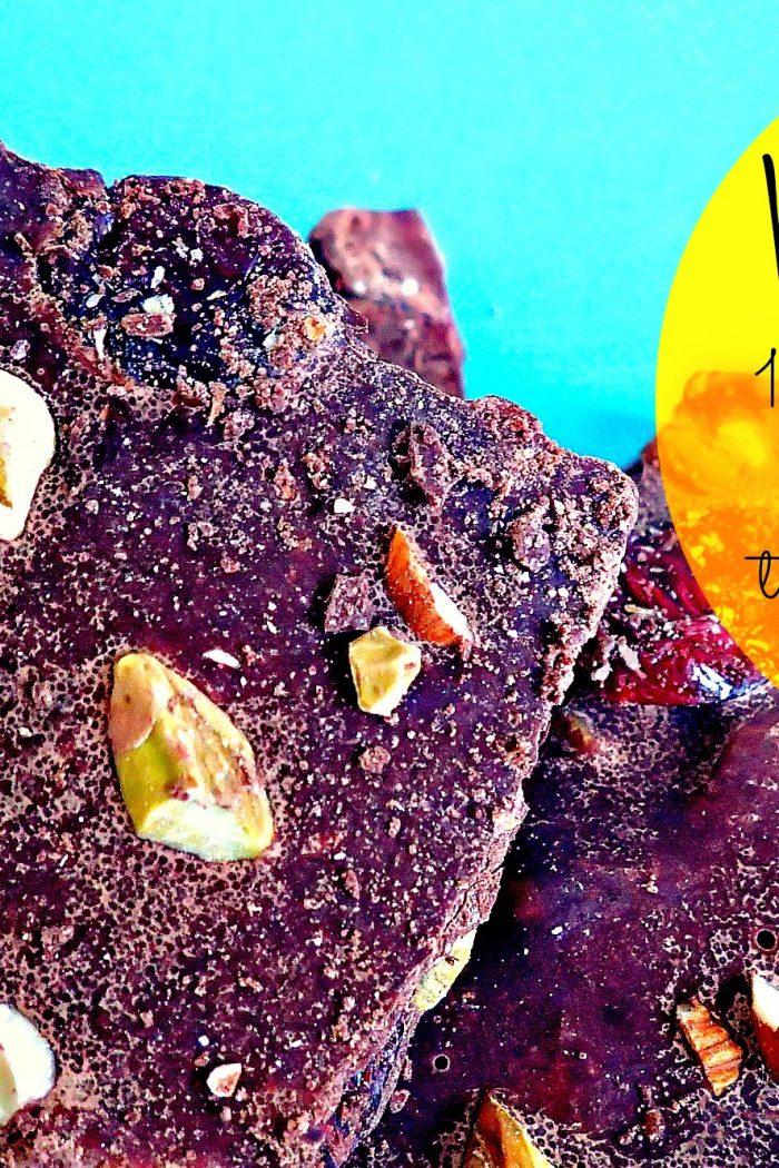 JoJo's Chocolate Bark: Paleo Friendly Giveaway!