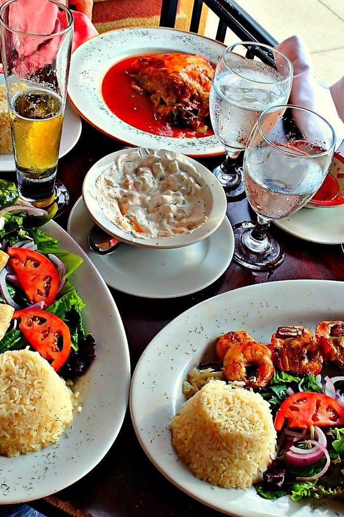 Pasha's Restaurant in Ohio!