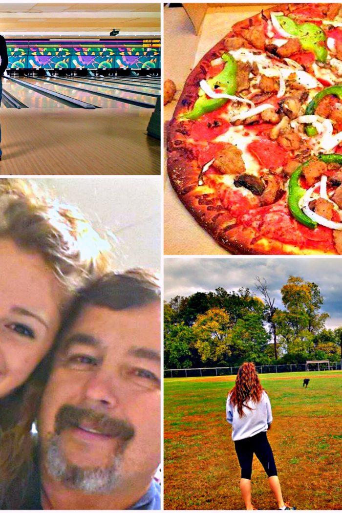 Bowling, Dog Park & Pizza