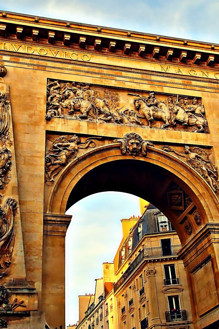 Getting Back: Day in Paris Part 4