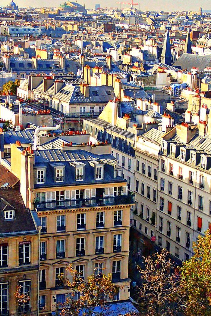 Day at Centre Pompidou: Paris, City of Love.