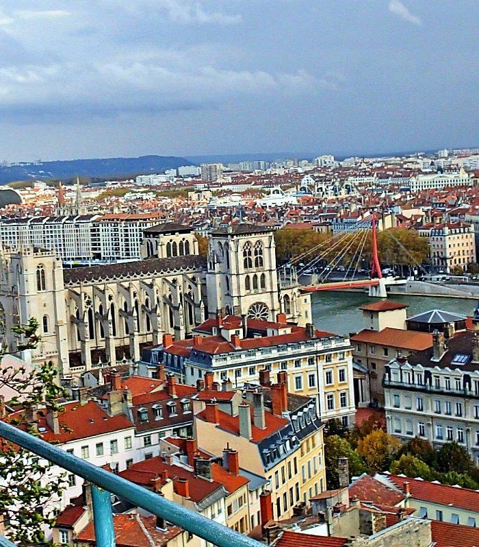 Touring Lyon France Part One