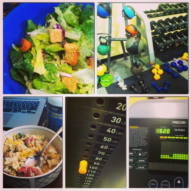 20 Days of Clean Eating: Day 1, 2, 3, & 4