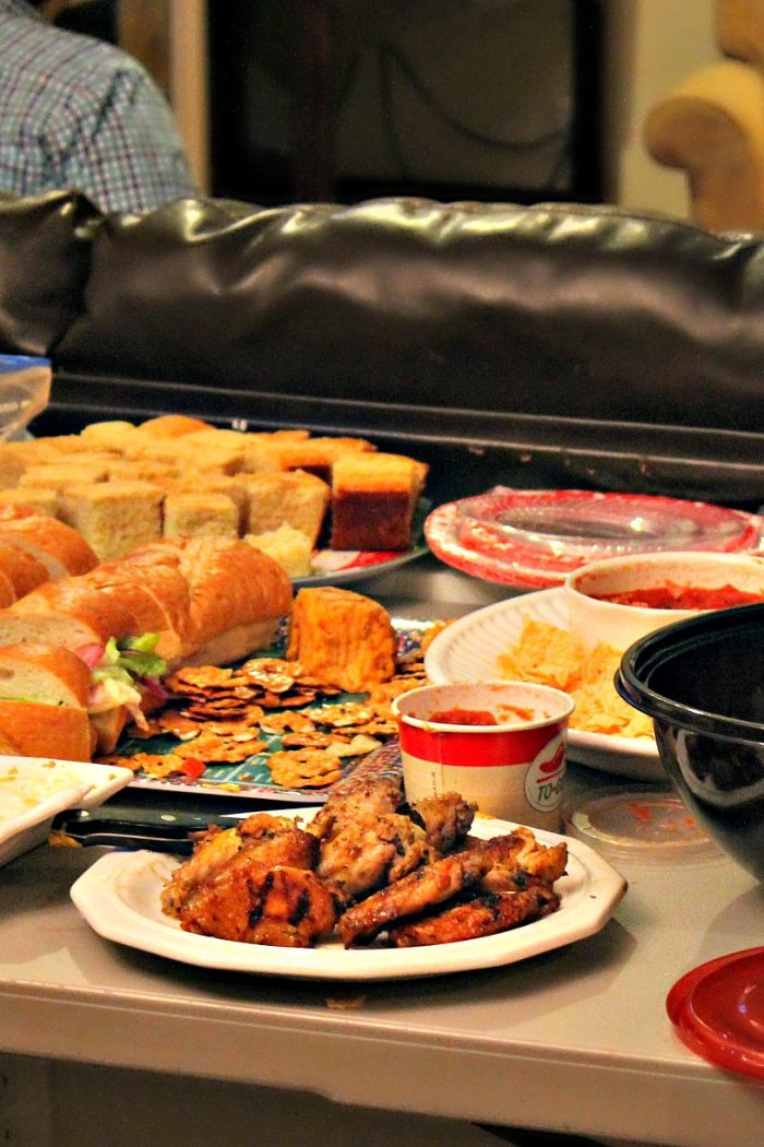 Super Bowl Sunday Recap: Yummy Subs