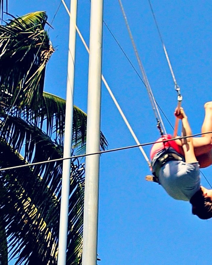 Circus Training, Crossfit & Food at Extreme Hotels in Cabarete, DR