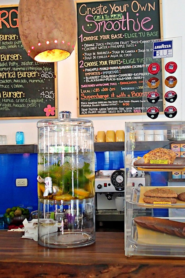 Fit Tip DR: Fresh Fresh Cafe!