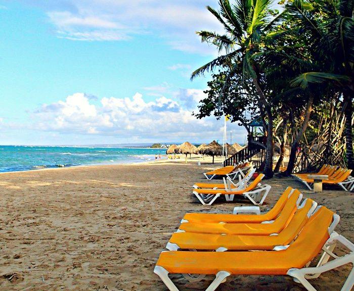 Dominican Republic: Hibachi, Fresh Fresh, & The Beach