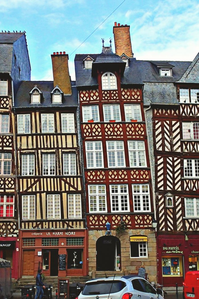 Photos From Rennes, France