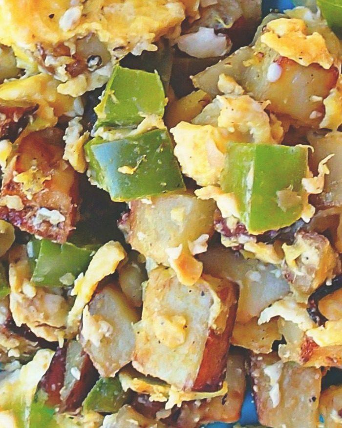 Red Potato Breakfast Hash