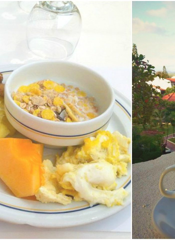 Breakfast at Iberostar Costa Dorada, DR