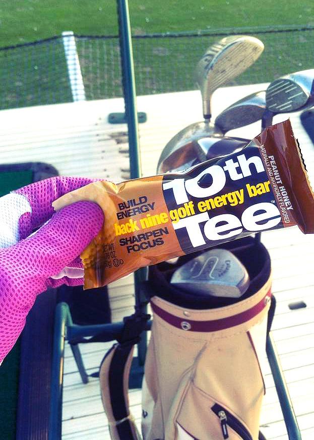 10th tee golf energy bars leatherman golf center charlotte nc