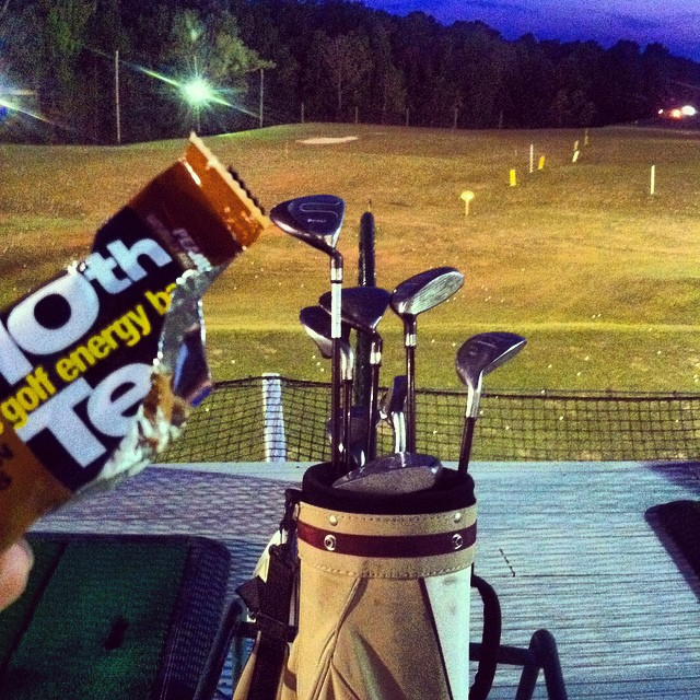 driving range golf energy bars leatherman golf
