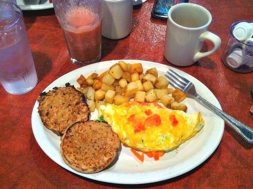 Breakfast Le Peep Charlotte NC