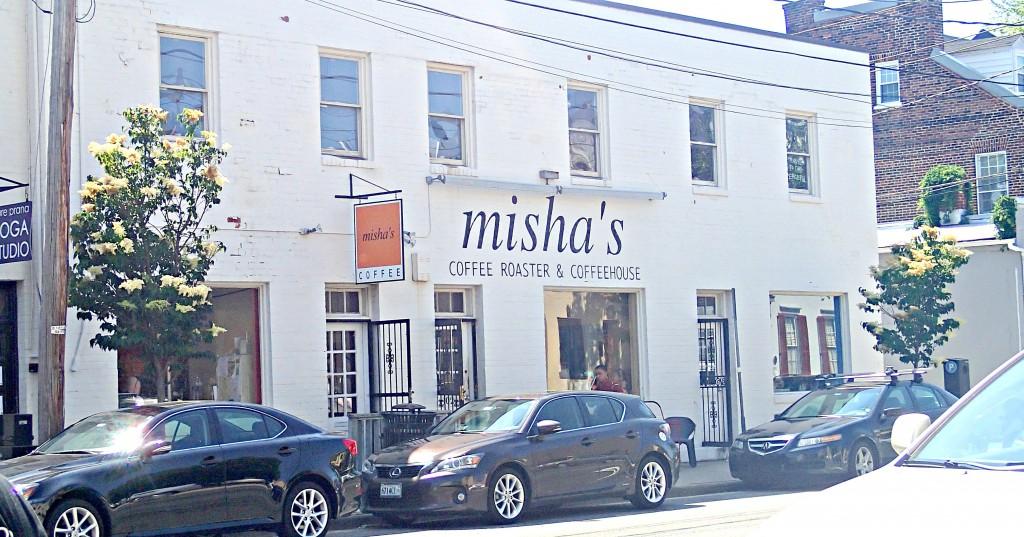 Mishas coffee old town alexandria washington dc