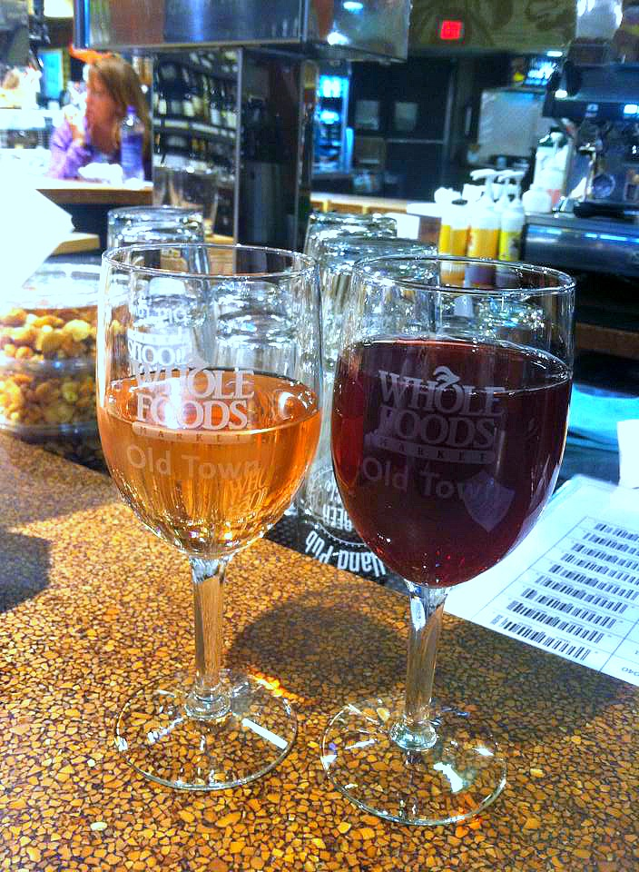 whole foods wine bar old town alexandria