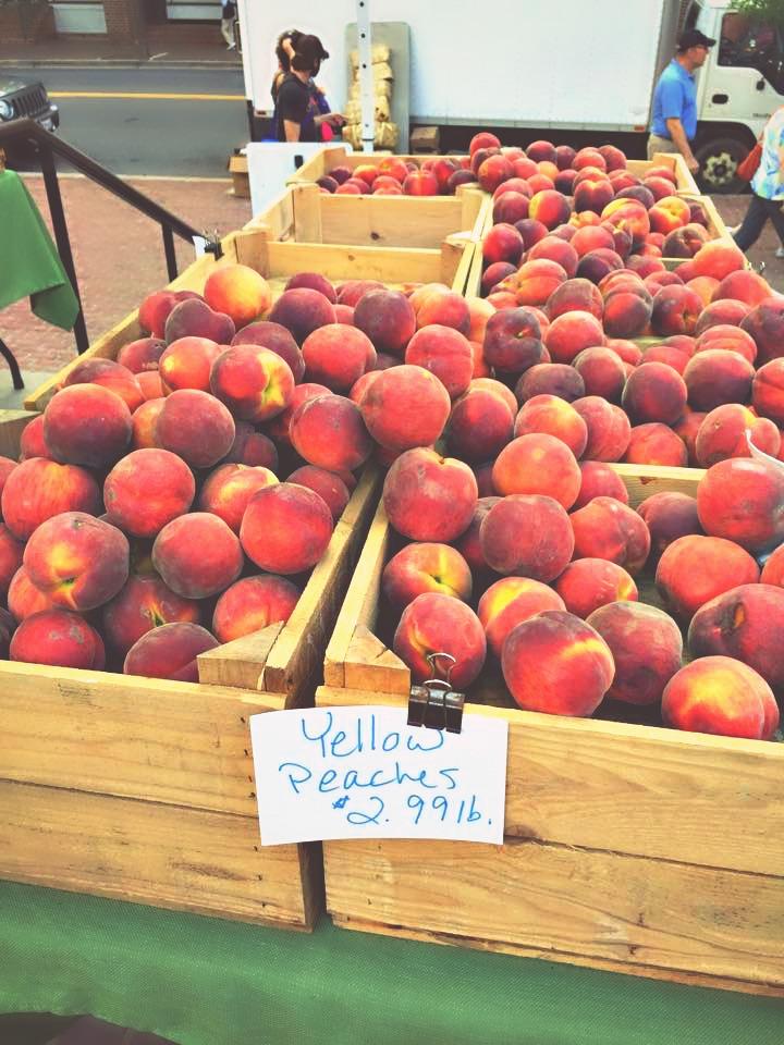 Old town alexandria farmers market