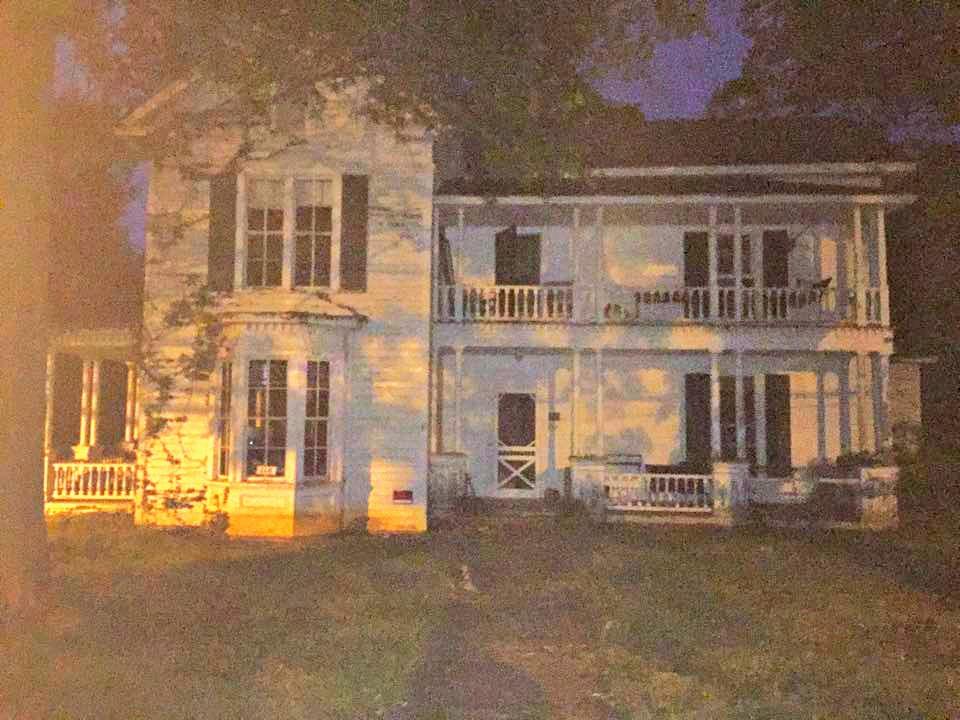 john Lafayette house waxhaw north Carolina