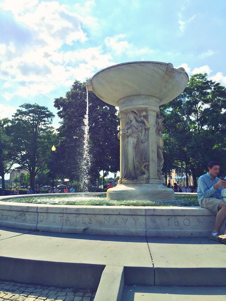 Dupont Circle Washington d.c.